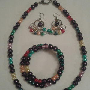 Multicolor Pearls & Beads 2